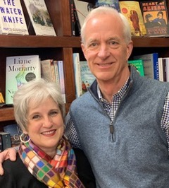 Amy and Brian Exstrum, Owners of Ouray Bookshop